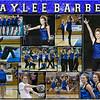 Baylee Barber 11 x 14 Collage