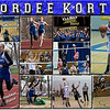 Jordee Kortee 11 x 14 Sports Collage