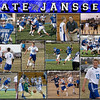 Tate Janssen 16 X 20 inch Sports Collage
