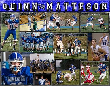 Quinn Matteson 11 x 14 Collage