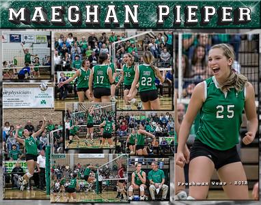 Maeghan Pieper 11 x 14 Collage