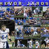Trevor Jarosz 16 x 20 inch Sports Collage
