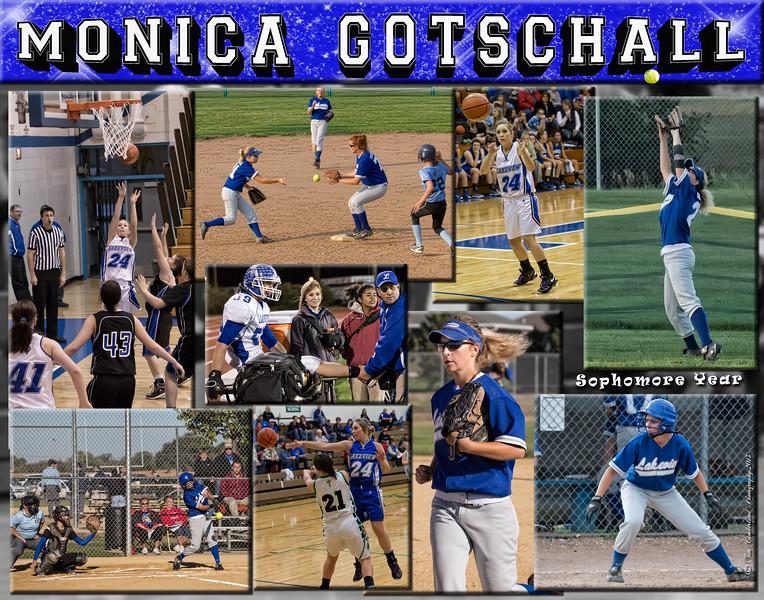 Monica Gotschall 11 x 14 Collage