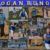 Logan Runge 16 x 20 Sports Collage
