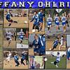 Tiffany Ohlrich 16 x 24 Sports Collage