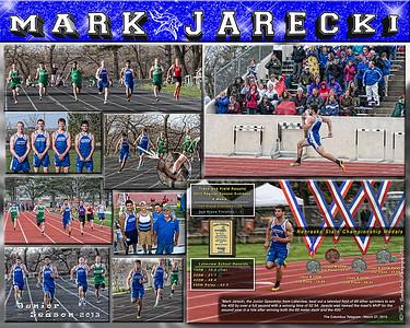Mark Jarecki 16 X 20  Track Sports Collage_1500
