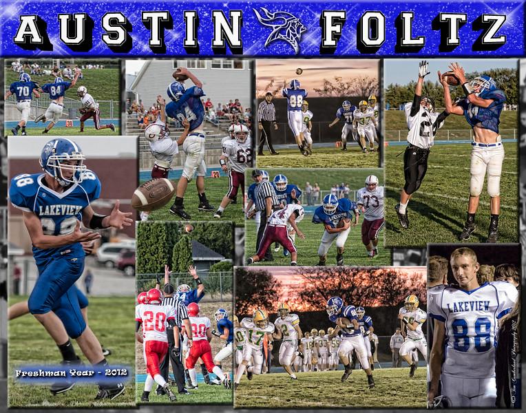 Austin Foltz 11 x 14 Collage