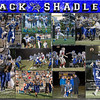 Jack Shadley 16 x 20 Football Collage 2013