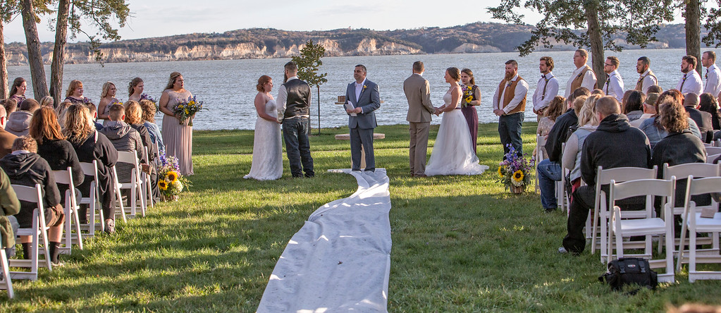 Craven Double Wedding