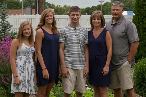 Lois Kuta Family Photos