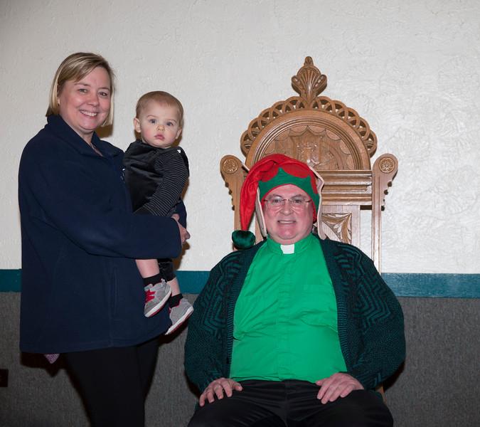 St. Bonaventure Kids Christmas Party_2015