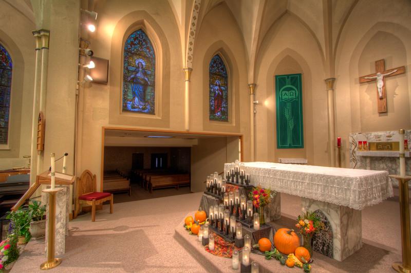 Before Restoration - November, 2011