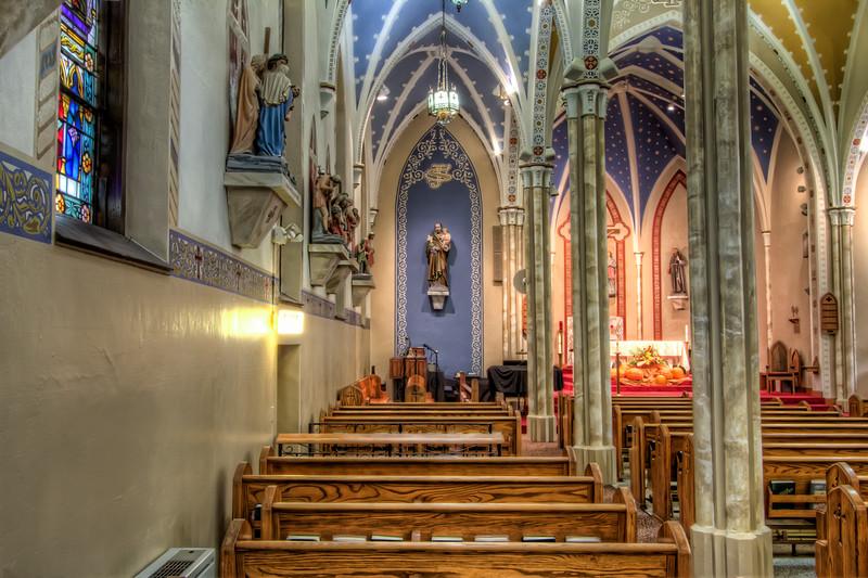 After Restoration - October, 2012