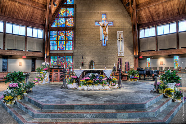 St. Isidore Easter, 2014