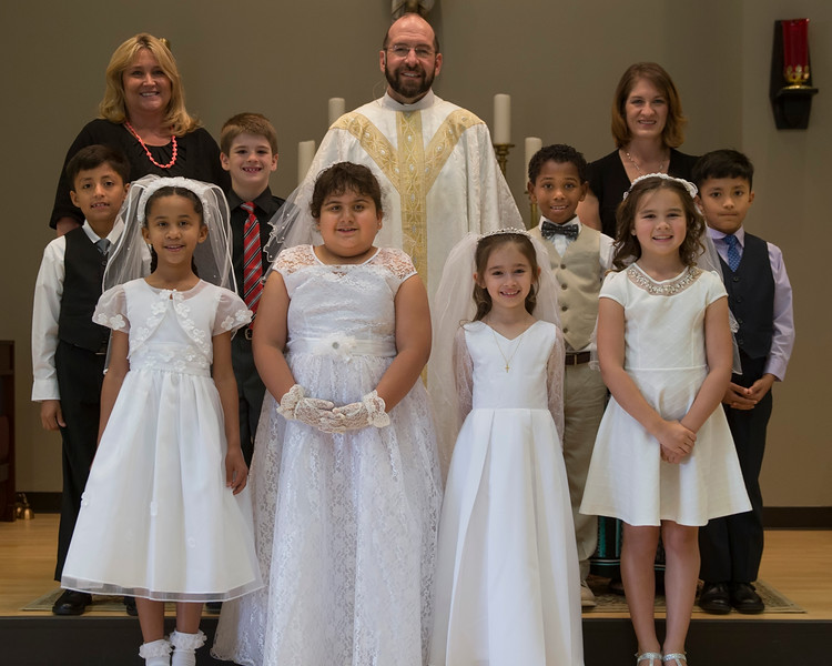 First Communicants - School Only - 8 x 10