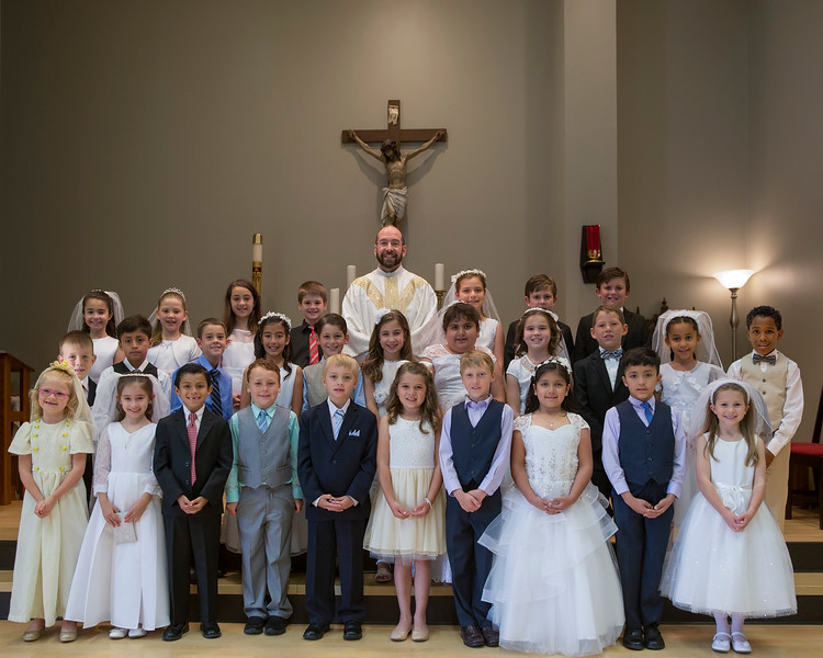 All First Communicants - 8 x 10