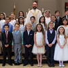 Family Faith First Communicants - 4 x 6