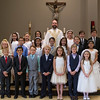 Family Faith First Communicants - 8 x 10