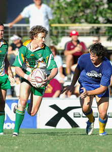 11 FEB 2006 ROCKHAMPTON, QLD - Fitzroy Gracemere Sharks v Yeppoon Seagulls - PHOTO: CAMERON LAIRD