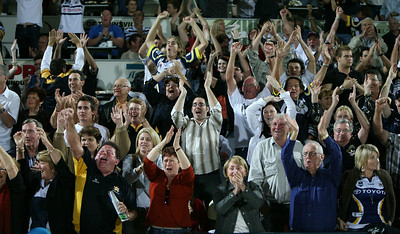 08 Sep 2007 Townsville, Qld, Australia - North Queensland Cowboys v Bulldogs (Dairy Farmers Stadium) - PHOTO: CAMERON LAIRD (Ph: 0418 238811)