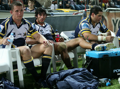 31 Aug 2007 Townsville, Qld, Australia - North Queensland Cowboys v Bulldogs (Dairy Farmers Stadium) - PHOTO: CAMERON LAIRD (Ph: 0418 238811)