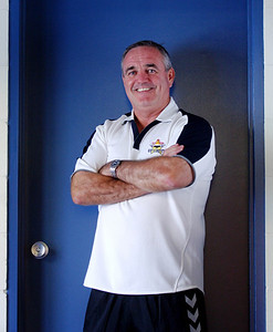 12 DEC 2005 / TOWNSVILLE, QLD - North Queensland Cowboys coach Graham Murray was named NSW Blues coach yesterday (Monday) - PHOTO: CAMERON LAIRD