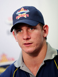 04 Sep 2007 Townsville, Qld, Australia - Cowboys second rower Jacob Lillyman - PHOTO: CAMERON LAIRD (Ph: 0418 238811)