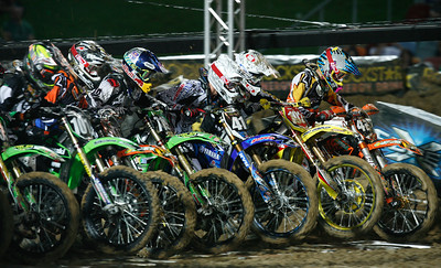 22 November 2008 Townsville, Qld - Round 6 of Super X at Townsville's Dairy Farmers Stadium - Photo: Cameron Laird (Ph: 0418 238811)