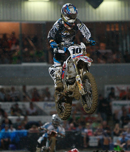22 November 2008 Townsville, Qld - Brent Landman during Round 6 of Super X at Townsville's Dairy Farmers Stadium - Photo: Cameron Laird (Ph: 0418 238811)