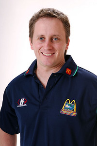 27 JUL 2006 - Rohan Short (Assistant Coach) - Townsville McDonald's Crocodiles players/staff photos - PHOTO: CAMERON LAIRD (Ph: 0418 238811)