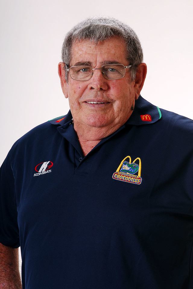 27 JUL 2006 - Kevin Sugars (Team Manager) - Townsville McDonald's Crocodiles players/staff photos - PHOTO: CAMERON LAIRD (Ph: 0418 238811)