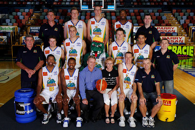 21 SEP 2005 TOWNSVILLE, QLD - Townsville McDonald's Crocodiles 2005-2006 Sponsors Photos.  Queensland Plastic Surgery - PHOTO: CAMERON LAIRD