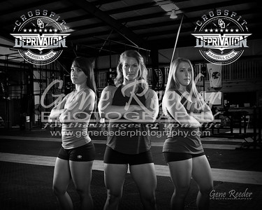 crossfit poster 1 BW