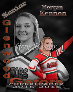 Kennon senior poster