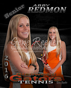 Tennis senior A Redmon