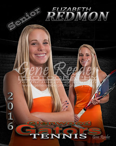 Tennis Senior E Redmon