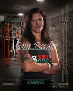 WODLife gym Joanne