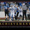 Achievement Motivational Poster 16 x 20