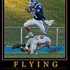 Dominick Henk Flying 16 x 20