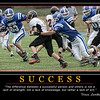 Dalton Saltz Motivational Poster 16 x 20