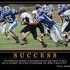 Dalton Saltz Motivational Poster 16 x 20