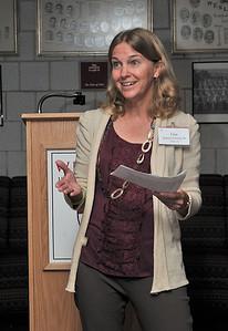 Lisa Jones Chung, Jones Award Winner in Squash, 1986.