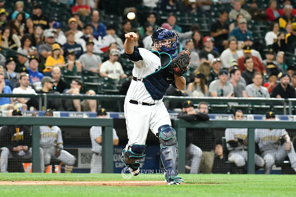 Mariners vs Pirates - June 29, 2016