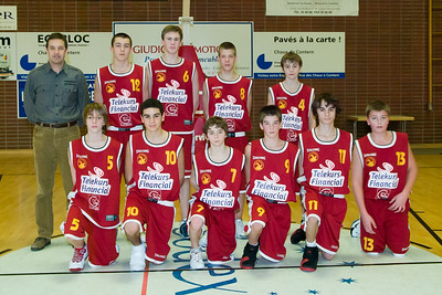 Basketball Coupe de Luxembourg Scolaires AB Contern - US Heffingen (10.02.2007)