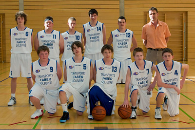 Basketball Telstar - Les sangliers Wiltz Cadets