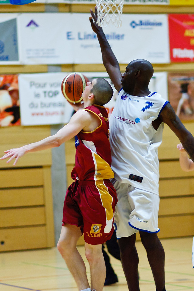2007-11-22 Basketball Telstar - US Heffingen Pokal - 009