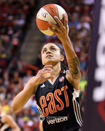 WNBA All-Star Game 2017