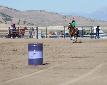 Bulls, Broncs and Barrels - Mona, Utah - October 24th, 2015