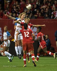 Canadian Women's National Soccer