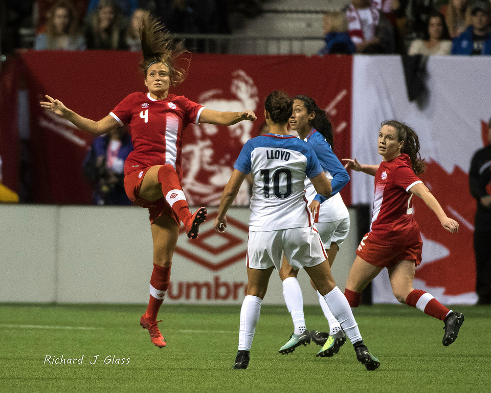 Canadian Women's National Soccer